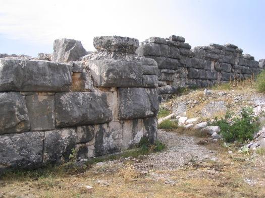 Iliri - zidine Daorsona II/I stoljeće stare ere