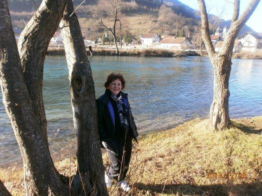 isma, jezero