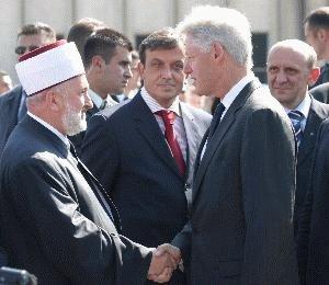 Clinton i Cerić