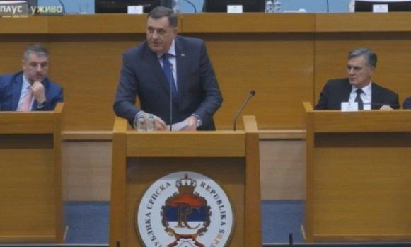 Dodik Goodbye