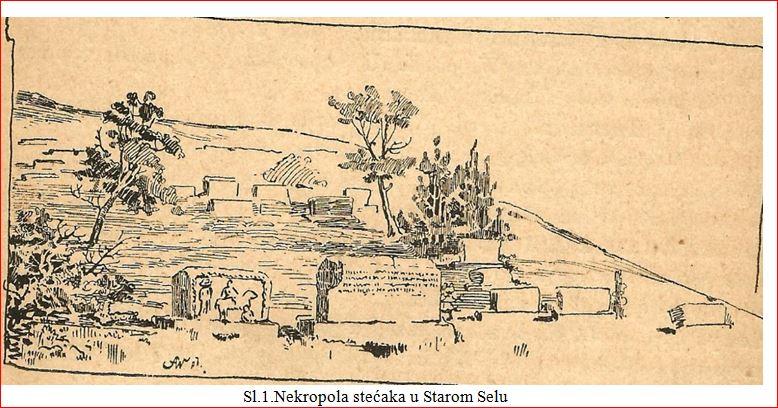 A. Staro selo, nekropola