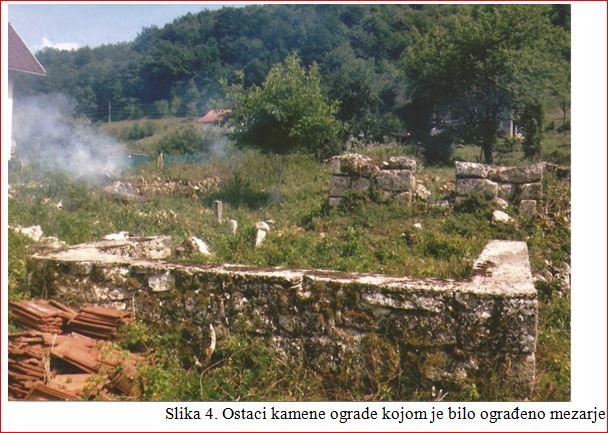 A. Staro Selo - ograda mezara